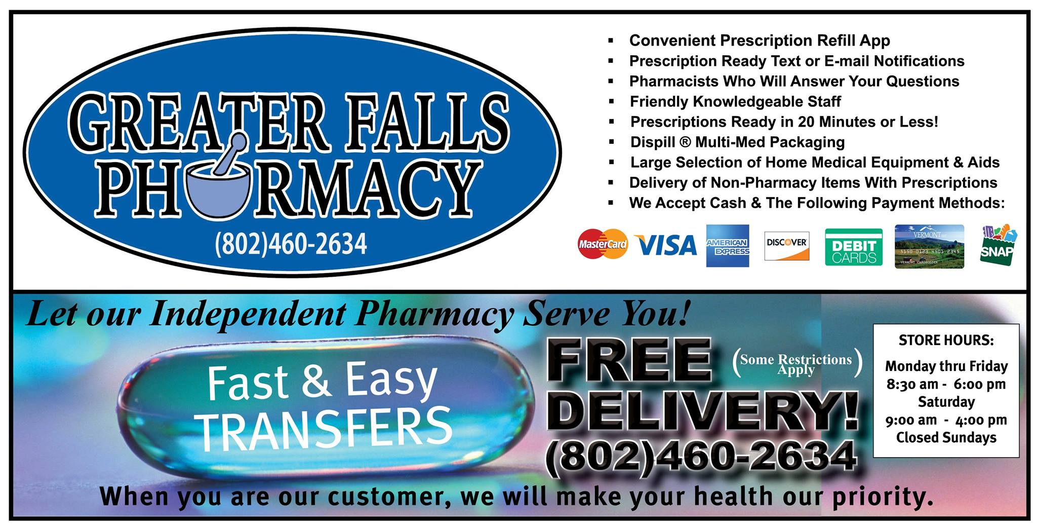 Greater Falls Pharmacy